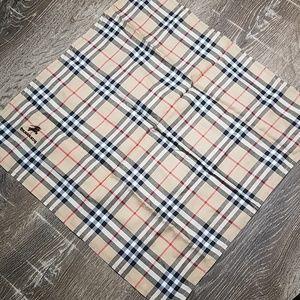 Burberry bandana neck scarf